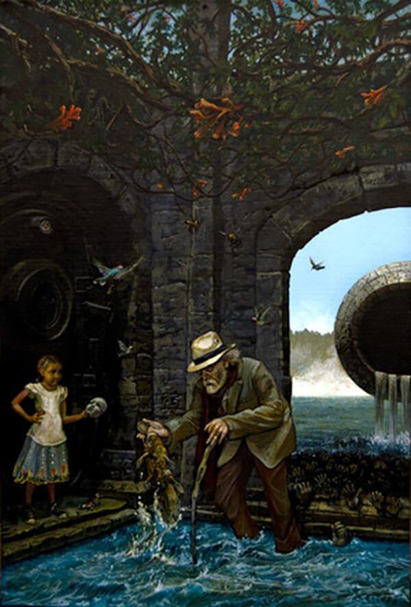 Bill Stoneham, Threshold of Revelation, 2012