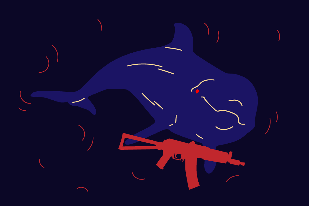 игровой автомат история о дельфинах
