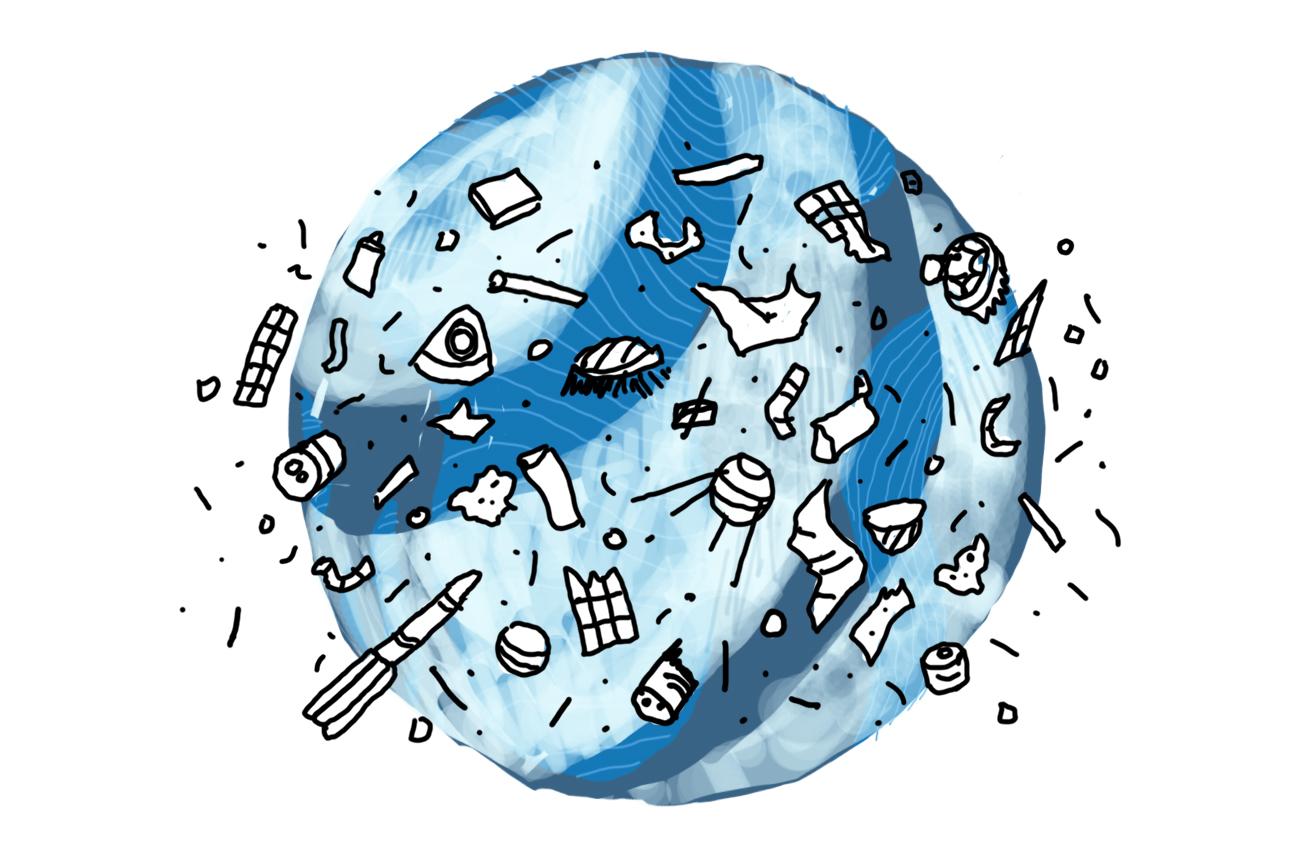 Почему нас неминуемо убьёт космический мусор