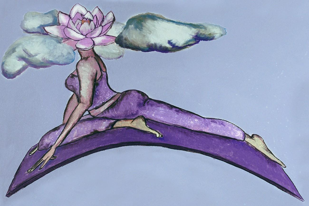 Исповедь женщины, превратившейся в йога